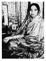 Dorosła Shanti Devi